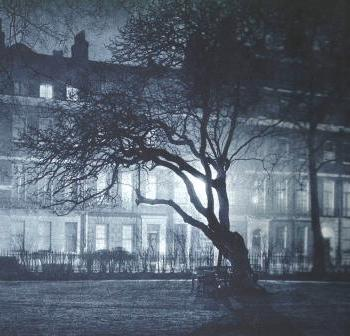 The haunted house at 50 Berkeley Square.