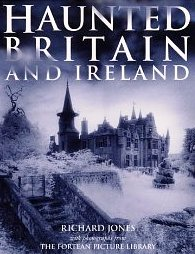 Haunted Britain and Ireland front cover.