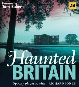 Haunted Britain Book Cover